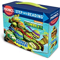 Phonics Power! (Teenage Mutant Ninja Turtles)