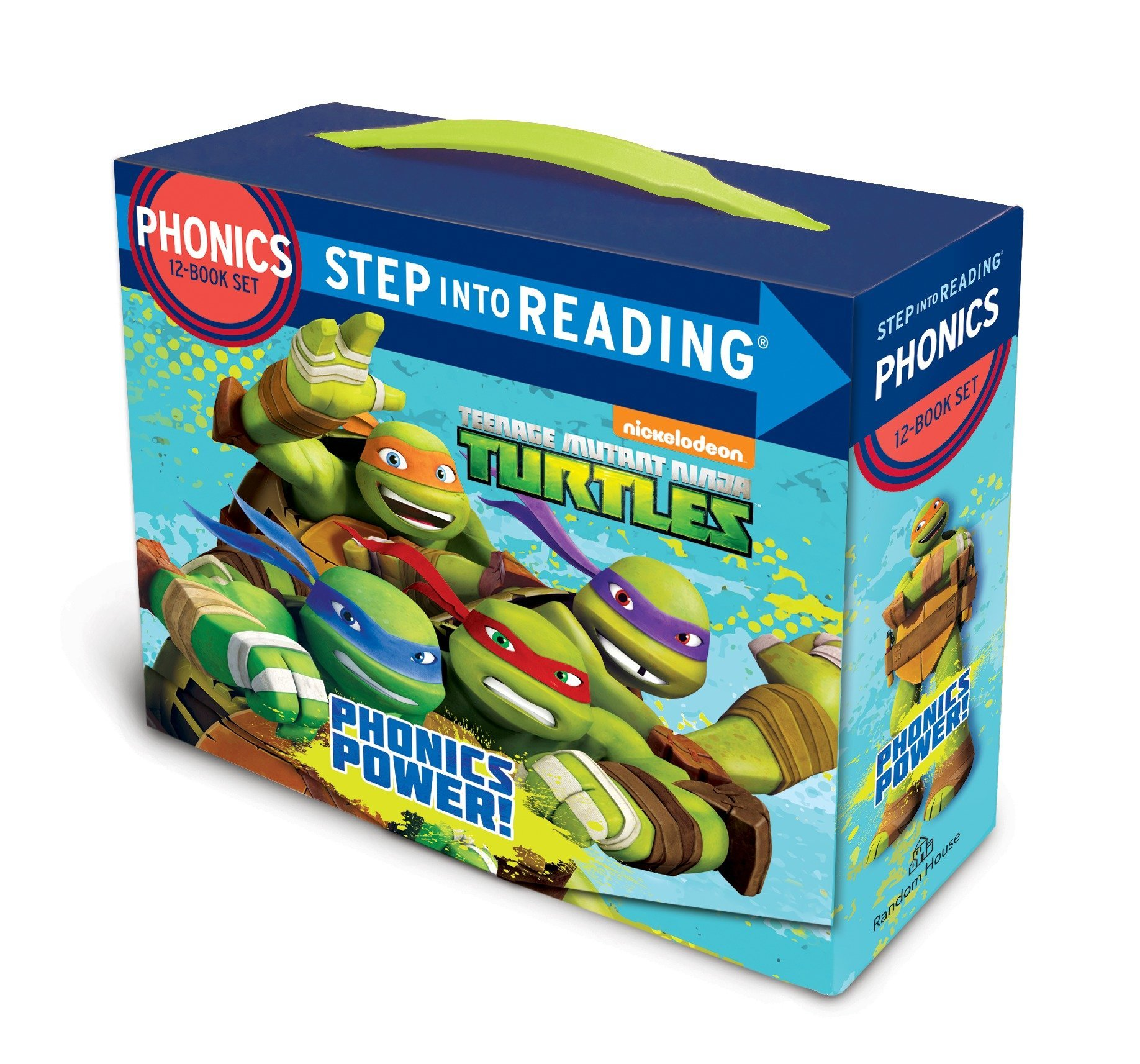Phonics Power! Teenage Mutant Ninja Turtles Teenage Mutant ...