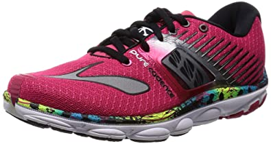 53fe3b85be2 Brooks Women s PureCadence 4 Virtual Pink Black 5 ...