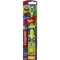Colgate Kids Sponge Bob Powered Extra Soft Bristles Toothbrush