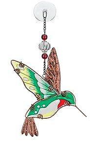 Regal Art & Gift Sun Catcher - Hummingbird