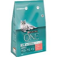 One Volwassen kattenvoer zalm (1 x 3 kg)