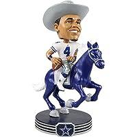$49 » Dak Prescott Dallas Cowboys Riding Special Edition Bobblehead NFL