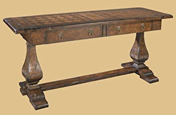 hekman furniture servant console