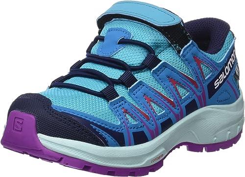 Chaussures de Trail Mixte Enfant SALOMON XA Pro 3D CSWP J
