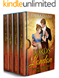 Lords of London Regency Romance Collection