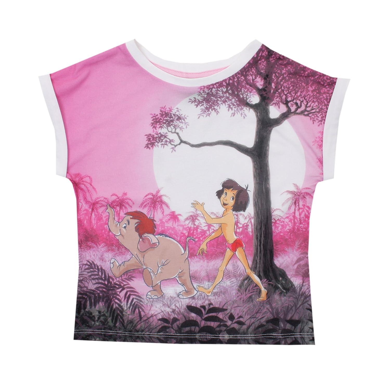 Disney Jungle Book-Marching-Kids T-White, Giacca Bambina RFKTS703