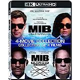 Men in Black (1997) / Men in Black 3 / Men in Black II / Men in Black: International [4K] [Blu-ray] (Bilingual)