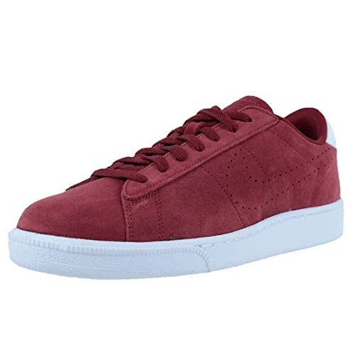best sneakers 26a16 642f7 Nike 829351-601 Men Tennis Classic CS Suede Team RED White