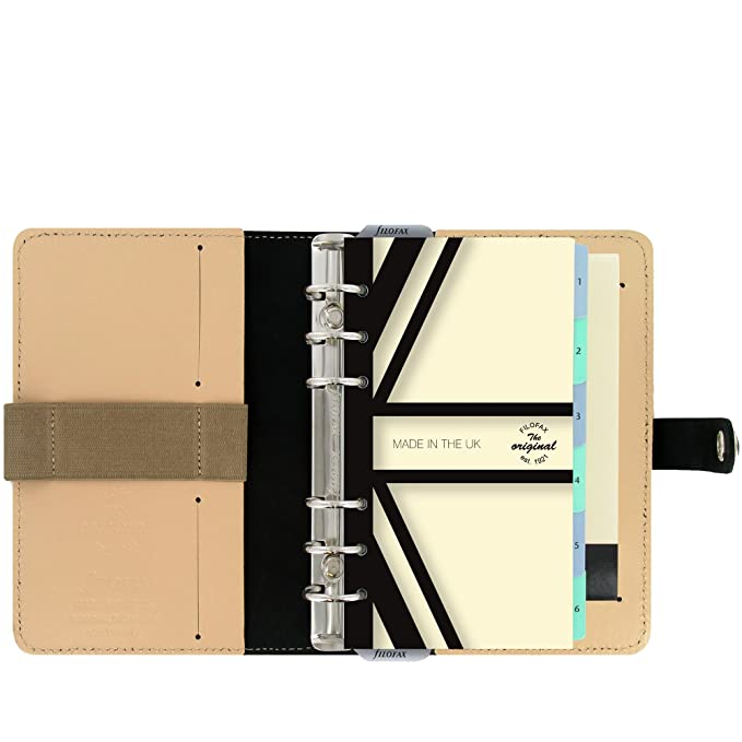 Amazon.com: Filofax The Original Personal piel Organizador ...