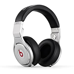 Beats Pro Over-Ear Wired Headphone - Gunmetal Aluminum