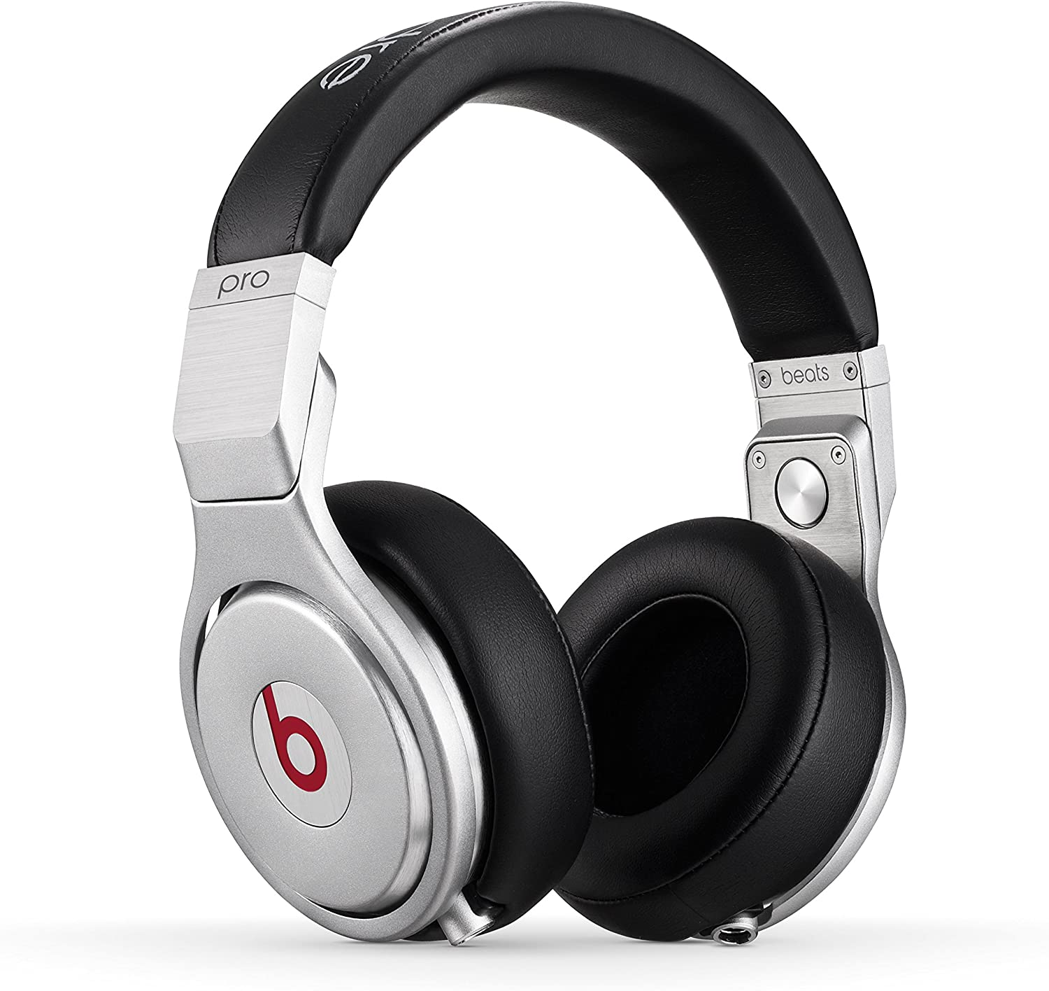 Beats Pro Over Ear Wired Headphone Gunmetal Aluminum Black Home Audio Theater
