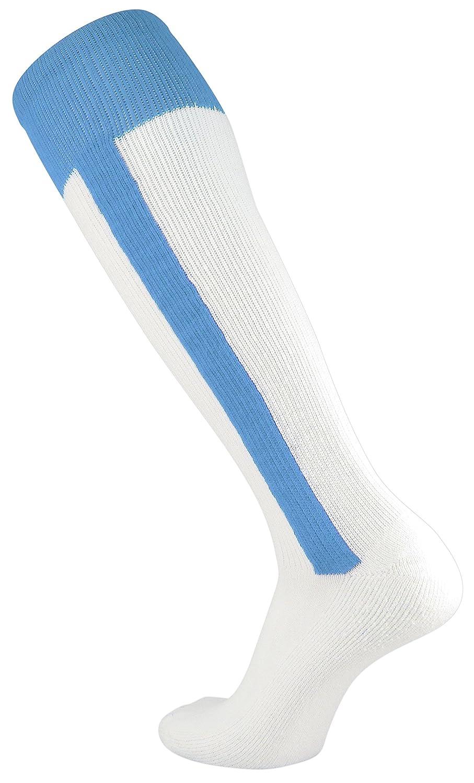 TCKスポーツ 2イン1プレミアム野球ソフトボール用スターラップソックス B0718TDZ7T Small|ブルー(Columbia Blue) ブルー(Columbia Blue) Small