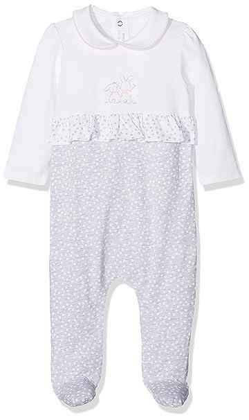 Mayoral 1738, Conjuntos de Pijama para Bebés, Gris (Perla Vig 14),