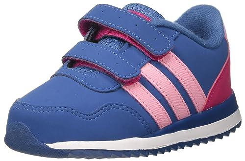 Sport De Jog V Inf Cmf Enfant Bleu Chaussure Adidas Unisexe wvYxXvq
