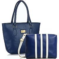 Mammon Women's Handbags and sling bag combo