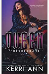 Queen (Restless Souls MC Book 1) Kindle Edition