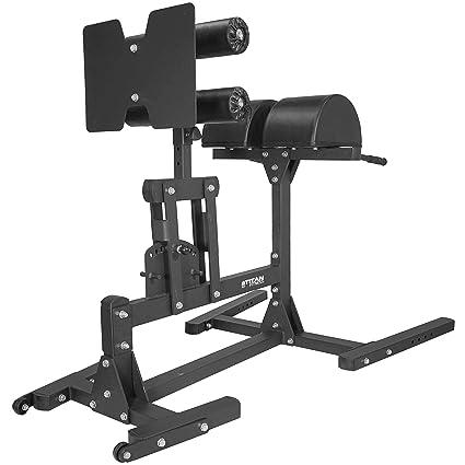 c0ebf695f90b9 Titan Fitness Glute Hamstring Developer Exercise Machine