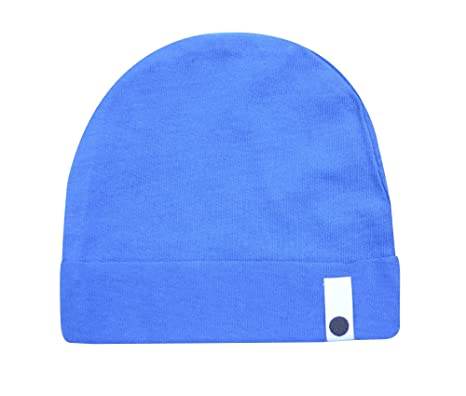 6a3f8fcaf LaMama Newborn Baby Beanie Hat | Cap | 100% Cotton | Anti Allergic ...