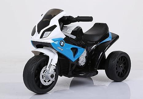 Mini moto infantil, de Robix, eléctrica, con tres ruedas