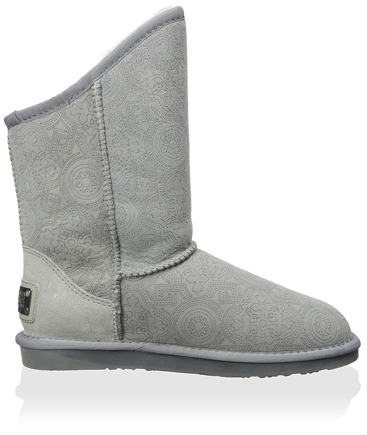 Australia Luxe Collective Womens Cosy Short Boot Laser Grey 39 M EU//8 M US