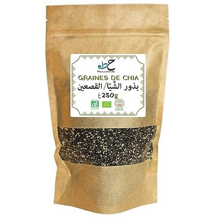 Semillas de Chia Bio Halal – 250 g