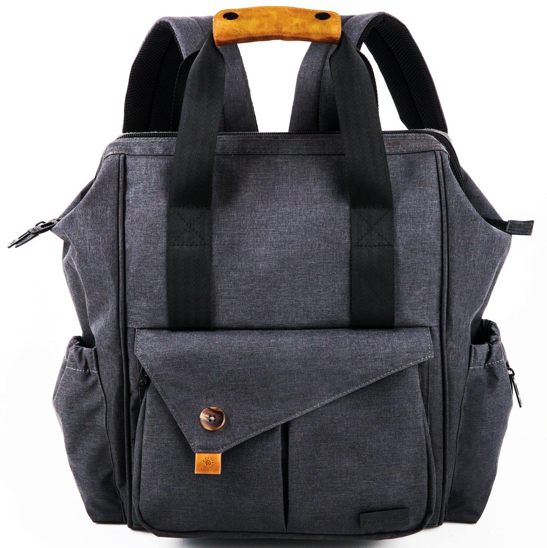 Quot Haptim Multi Function Baby Diaper Bag Backpack W