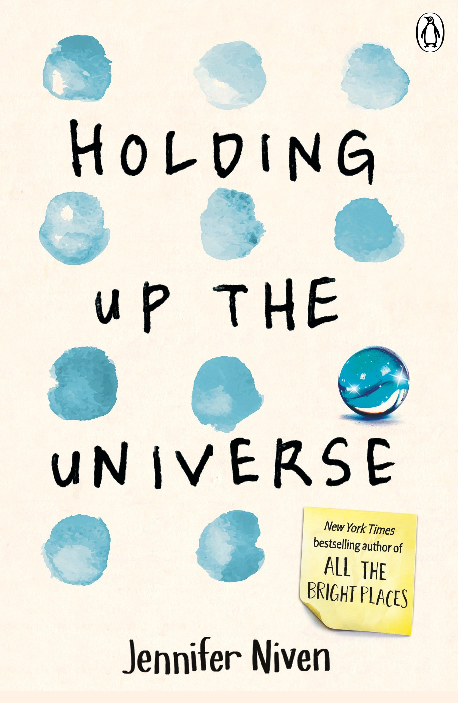 holding up the universe jennifer niven book review