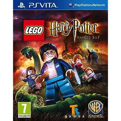 Lego Harry Potter - Années 5 à 7 [Importación francesa]: Videojuegos