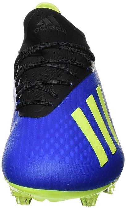adidas X 18.2 FG, Botas de fútbol para Hombre: Amazon.es: Zapatos y complementos