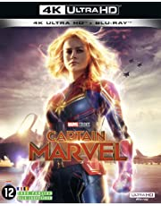 Captain Marvel [4K Ultra HD
