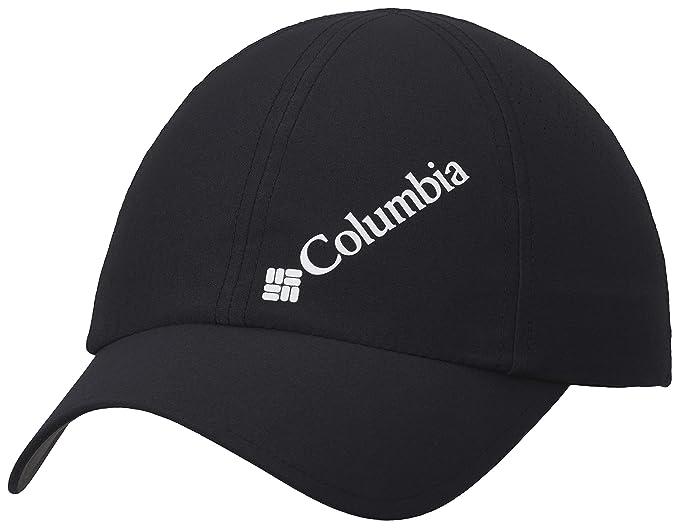 a496ddb3b5 Amazon.com : Columbia Unisex Silver Ridge III Ball Cap, Moisture-Wicking,  Adjustable : Clothing