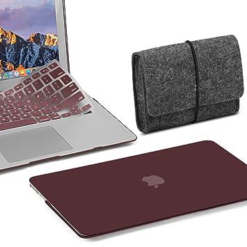 Amazon.com: GMYLE 3 en 1 MacBook 13/15 pulgadas Bundle ...