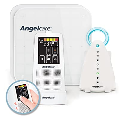 Angel Care Nivel y detector de movimiento ac701 de D, color blanco