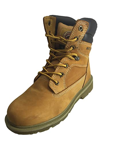 Amazon.com | Brahma Defender Men's Work Boots, Extra Wide Width ...