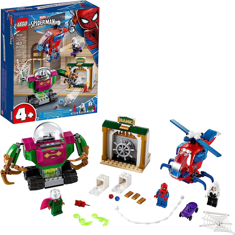 LEGO Marvel Super Heroes Mysterio minifigure