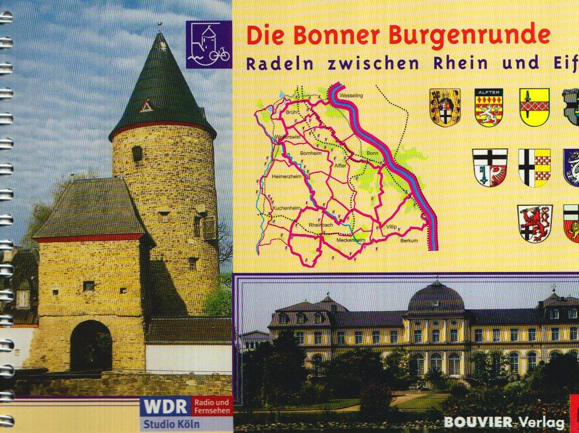 Die Bonner Burgenrunde: Radeln zwischen Rhein und Eifel