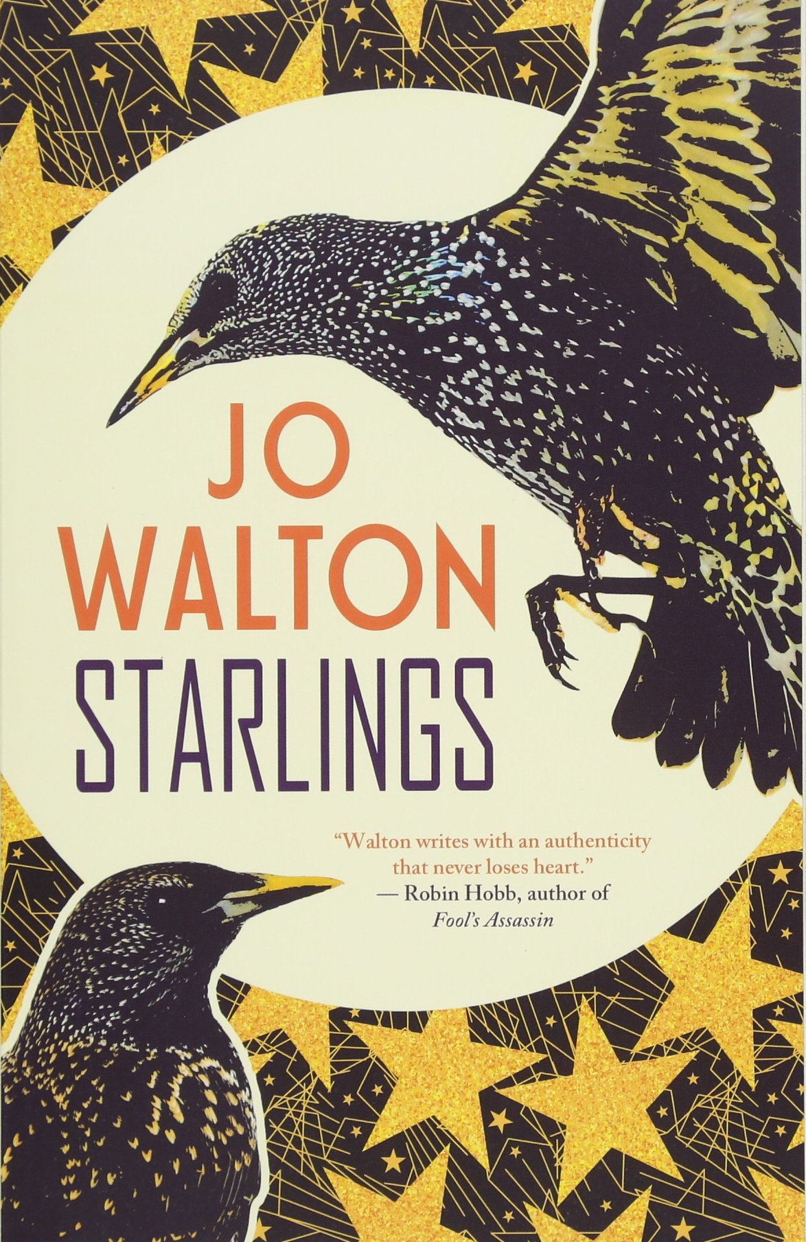 Image result for starlings jo walton