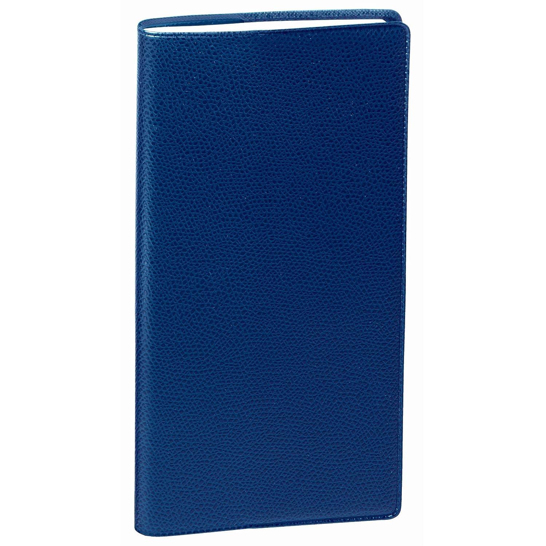 Quo Vadis - Agenda Semainier Italsept Impala Spiralé Bleu - Août 2019 à Août 2020 - 8,8 x 17 cm