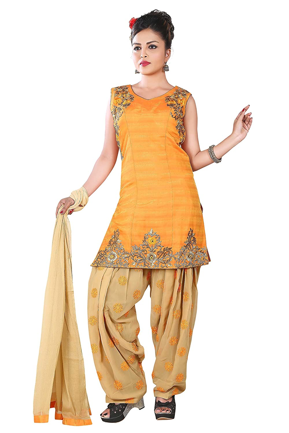 67bdd0cddc BEDI'S Ladies Readymade Suits Punjabi Patiala Salwar Kameez Suit Dress  Indian Pakistani Party WEAR Casual WEAR Straight Suit Woman Clothing  Bollywood Party ...