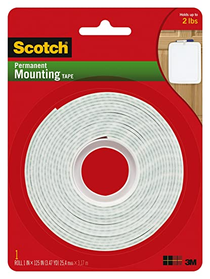 04bcff84ee2 Amazon.com  Scotch Permanent Mounting Tape