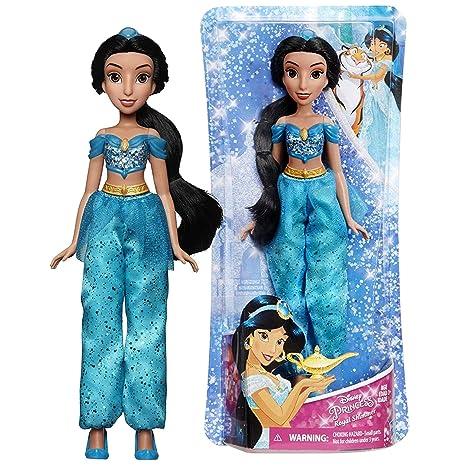 Dolls & Bears Disney Aladdin Dolls Royal Shimmer Jasmine