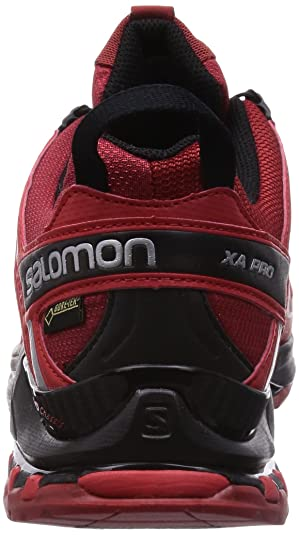 Amazon.com | Salomon XA Pro 3D Gore-TEX Trail Running Shoes - AW15-11 - Red | Trail Running