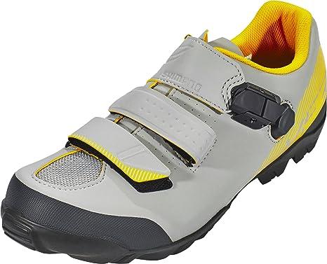 SHIMANO SHME3PG420SG00 - Zapatillas Ciclismo, 42, Gris - Amarillo ...