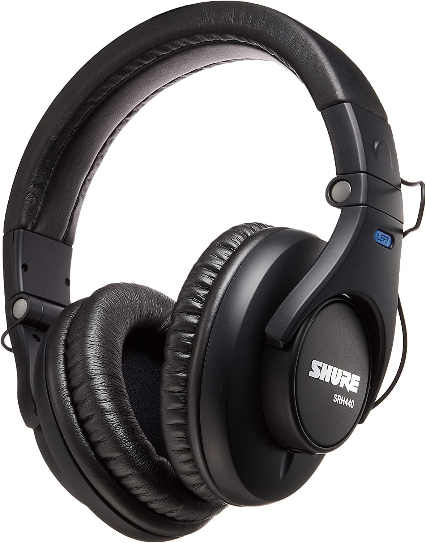 Shure SRH440-A Headphones(International Version)