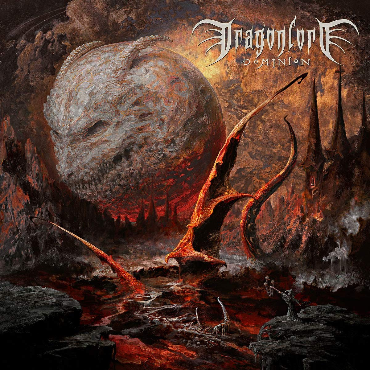 CD : Dragonlord - Dominion