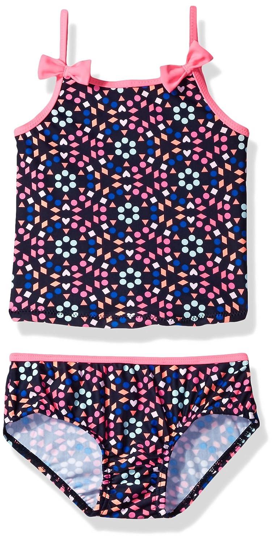 Osh Kosh Baby Girls' Dot Floral Tankini Swimsuit Set SB117525