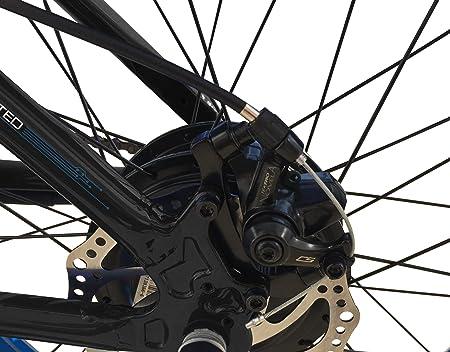 Emojo Lynx Bicicleta eléctrica Plegable 500 W 36 V o 48 V E ...