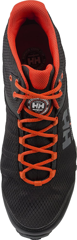 Helly Hansen Workwear Laufschuhe HellyHansen 78253 Rabbora Trail Mid Freizeitschuhe HellyTech Performance, 43, schwarz, 78253
