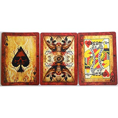 Karnival Inferno Deck Playing Cards 2nd Edition: Toys & Games